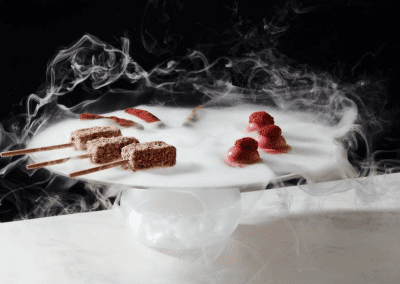 Don Alfonso 1890 in Toronto, ON Petit Fours DiRoNA Awarded Restaurant