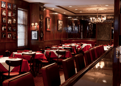 Gene & Georgetti in Chicago, IL Fine Dining DiRoNA Awarded Restaurant