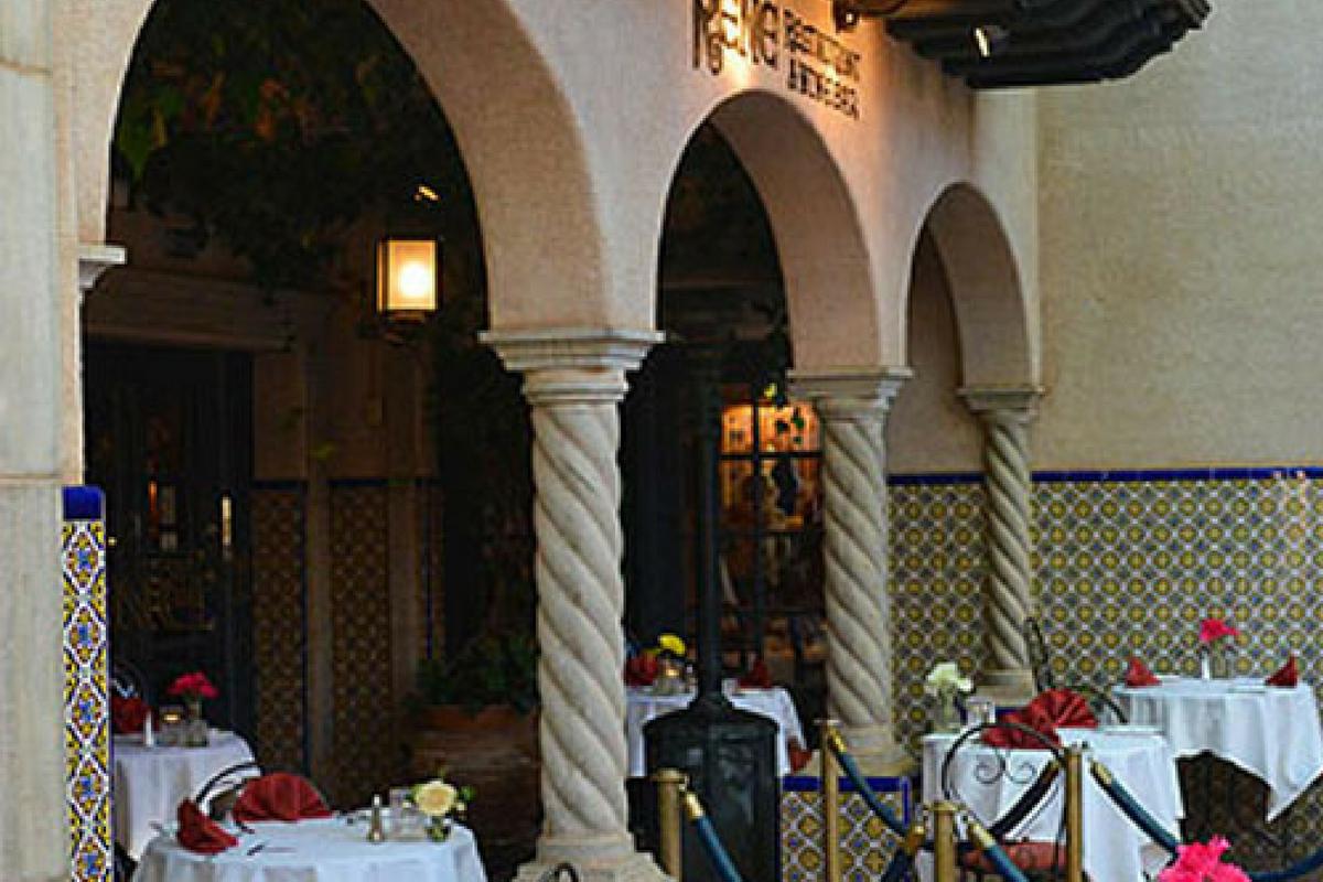 Rene Restaurant At Tlaquepaque In Sedona Az Dinner Dirona