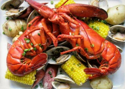 Splash Seafood Bar & Grill in Des Moines, IA Lobster DiRoNA Awarded Restaurant
