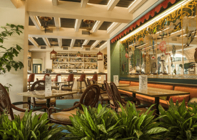 Brennan's in New Orlean's, LA Bar DiRoNA Awarded Restaurant