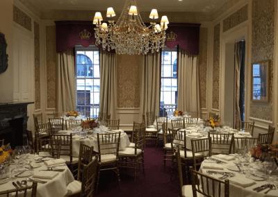 Brennan's in New Orlean's, LA Kings Room DiRoNA Awarded Restaurant