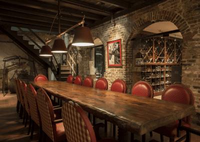 Brennan's in New Orlean's, LA Wine Room DiRoNA Awarded Restaurant
