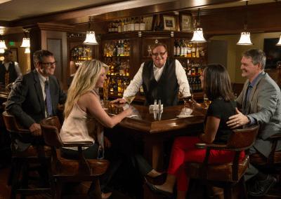 Churchill's Steakhouse Spokane, WA Bar DiRoNA Awarded Restaurant