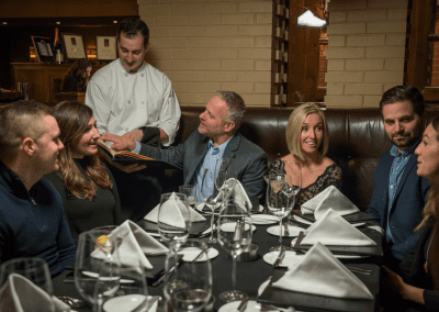 Churchill's Steakhouse Spokane, WA Celebrate DiRoNA Awarded Restaurant