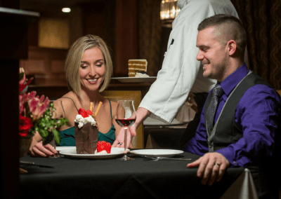 Churchill's Steakhouse Spokane, WA Desert DiRoNA Awarded Restaurant