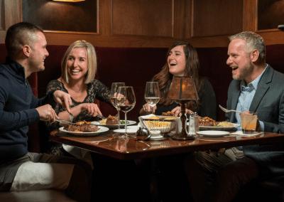 Churchill's Steakhouse Spokane, WA Dinner DiRoNA Awarded Restaurant