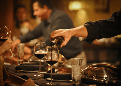 Churchill's Steakhouse Spokane, WA Fine Dining DiRoNA Awarded Restaurant