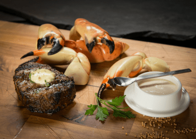 Churchill's Steakhouse Spokane, WA Surf & Turf DiRoNA Awarded Restaurant