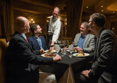 Churchill's Steakhouse Spokane, WA Wine DiRoNA Awarded Restaurant