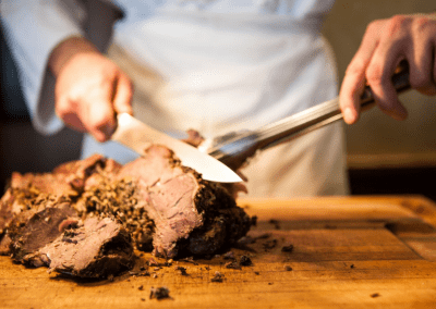 Glitretind Restaurant at Stein Eriksen Lodge in Park City, UT Fine Dining DiRoNA Awarded Restaurant