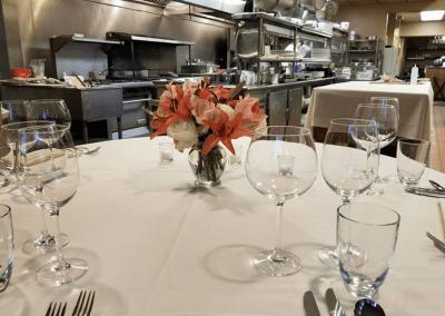 Hyeholde Restaurant in Coraopolis, PA Chefs Table DiRoNA Awarded Restaurant