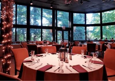 Hyeholde Restaurant in Coraopolis, PA Dinner Reservations DiRoNA Awarded Restaurant