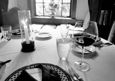 Hyeholde Restaurant in Coraopolis, PA Fine Dining DiRoNA Awarded Restaurant