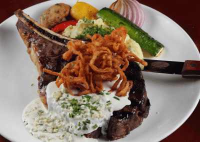 Kelly's Steak & Seafood in Boalsburg, PA Dinner Date DiRoNA Awarded Restaurant
