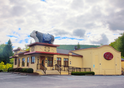 Kelly's Steak & Seafood in Boalsburg, PA Exterior DiRoNA Awarded Restaurant