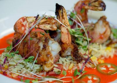 Mesa Street Grill in El Paso, TX Seafood DiRoNA Awarded Restaurant