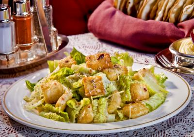 Michael's in Las Vegas, NV Caesar Salad DiRoNA Awarded Restaurant