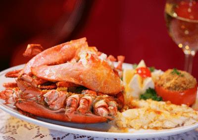 Michael's in Las Vegas, NV Lobster DiRoNA Awarded Restaurant