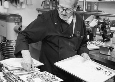 Piero's Italian Restaurant in Las Vegas, NV Chef Plating DiRoNA Awarded Restaurant