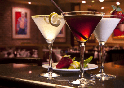Piero's Italian Restaurant in Las Vegas, NV Cocktails DiRoNA Awarded Restaurant
