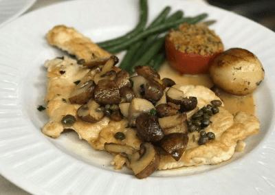 Piero's Italian Restaurant in Las Vegas, NV Dinner DiRoNA Awarded Restaurant