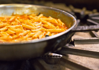 Piero's Italian Restaurant in Las Vegas, NV Pasta DiRoNA Awarded Restaurant