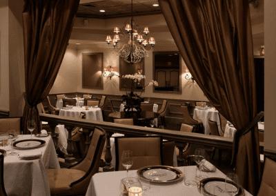 Yono's Restaurant in Albany, NY Dining Room DiRoNA Awarded Restaurant