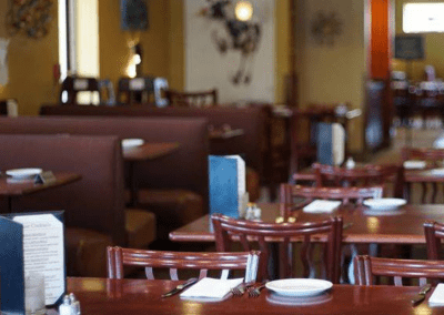 Kelly's Steak & Seafood in Boalsburg, PA Dining Room DiRoNA Awarded Restaurant