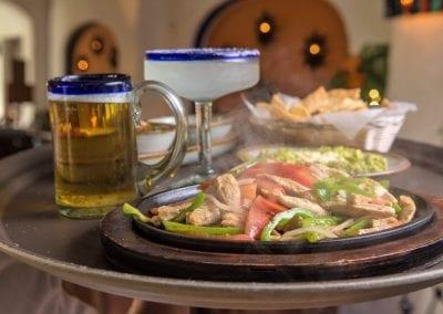Pancho's Backyard in Cozumel, MX Lunch DiRoNA Awarded Restaurant
