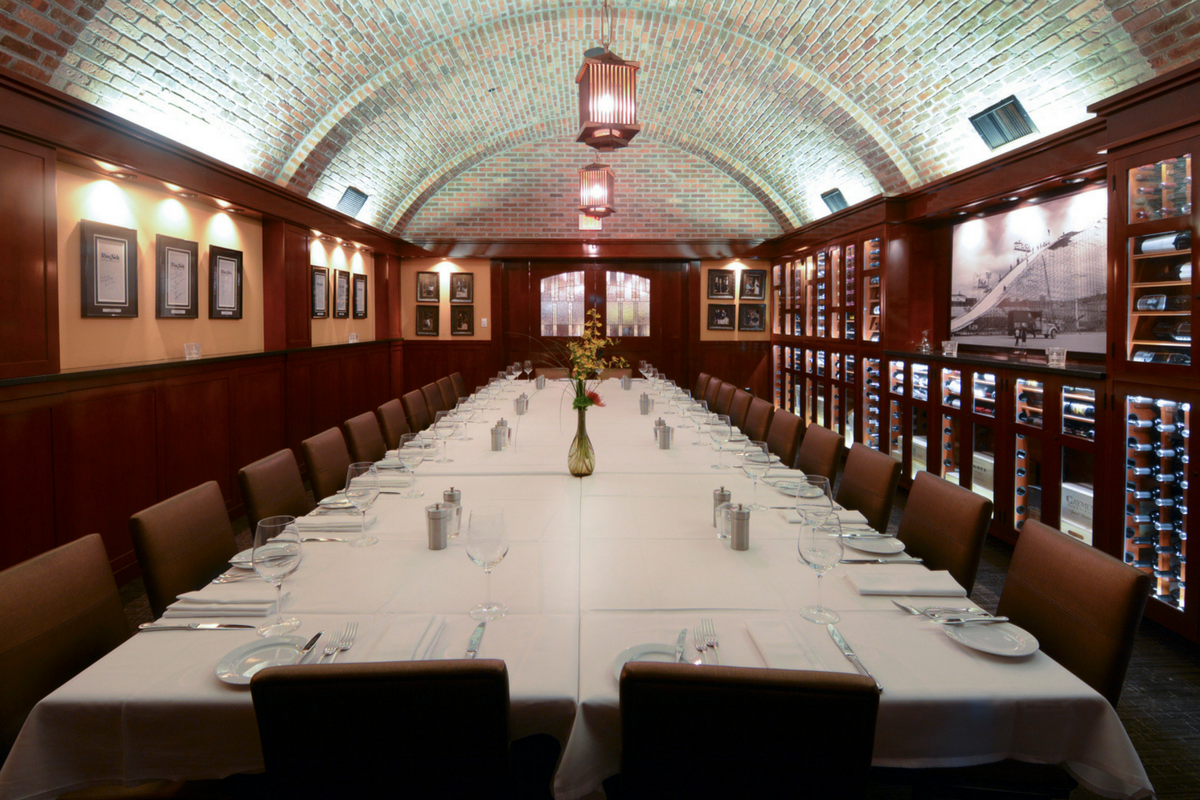 private dining rooms portland | RingSide Steakhouse Portland, OR Private Dining Barrel ...