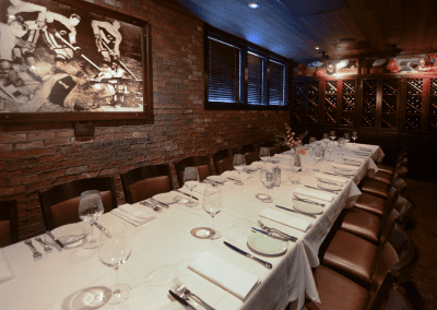 RingSide Steakhouse Portland, OR Private Dining Wine Room DiRoNA Awarded Restaurant
