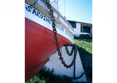 The Sardine Factory in Monterey, CA Ship DiRoNA Awarded Restaurant