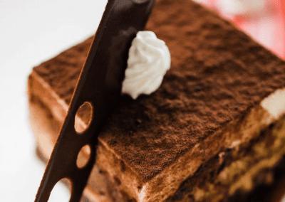 Armani's at the Grand Hyatt in Tampa Bay, FL Dessert DiRoNA Awarded Restaurant