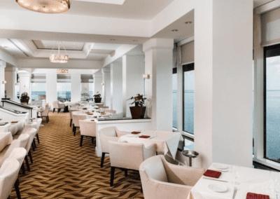 Armani's at the Grand Hyatt in Tampa Bay, FL Dining Room DiRoNA Awarded Restaurant