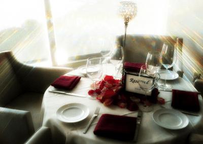 Armani's at the Grand Hyatt in Tampa Bay, FL Dinner Reservations DiRoNA Awarded Restaurant