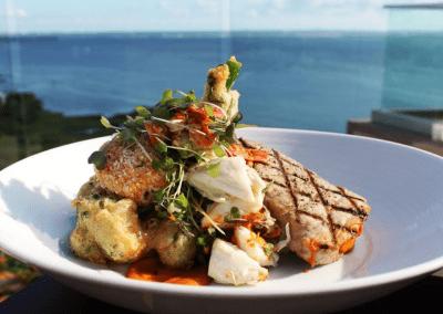 Armani's at the Grand Hyatt in Tampa Bay, FL Fine Dining DiRoNA Awarded Restaurant