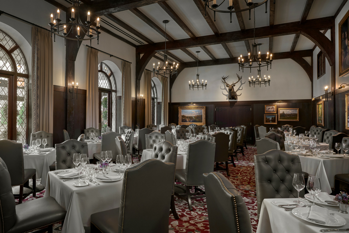 The English Room At Deer Path Inn In Lake Forest Il Fine Dining Dirona Awarded Restaurant