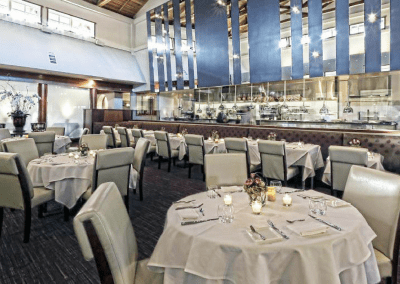 The Sea by Alexander's Steakhouse in Palo Alto, CA Dining Room DiRoNA Awarded Restaurant