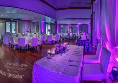 The Sea by Alexander's Steakhouse in Palo Alto, CA Wedding DiRoNA Awarded Restaurant