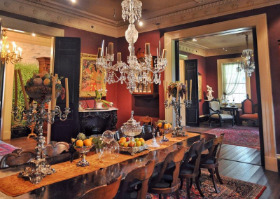 Latil's Landing at Houmas House in Darrow, LA DiRoNA Awarded Restaurant