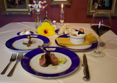 Latil's Landing at Houmas House in Darrow, LA _ Plantation _ DiRoNA Awarded Restaurant