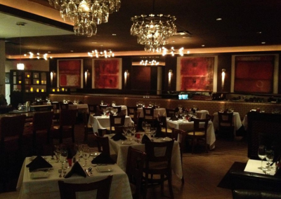 Dorsia Restaurant in Boca Raton, FL Dining Room DiRoNA Awarded Restaurant