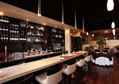 Verdicchio Ristorante Enoteca in Sudbury, ON _ Bar _ DiRoNA Awarded Restaurant