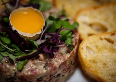 The Milton Inn Restaurant in Sparks Glencoe, MD Appetizer DiRoNA Awarded Restaurant
