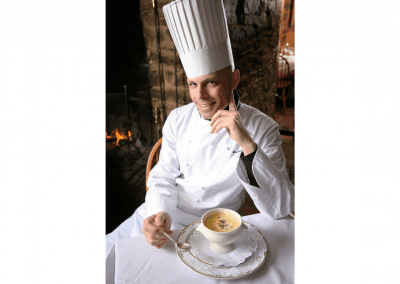 The Milton Inn Restaurant in Sparks Glencoe, MD Chef Brian Boston DiRoNA Awarded Restaurant