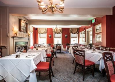 The Milton Inn Restaurant in Sparks Glencoe, MD Dining Room DiRoNA Awarded Restaurant