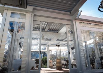 The Milton Inn Restaurant in Sparks Glencoe, MD Patio DiRoNA Awarded Restaurant
